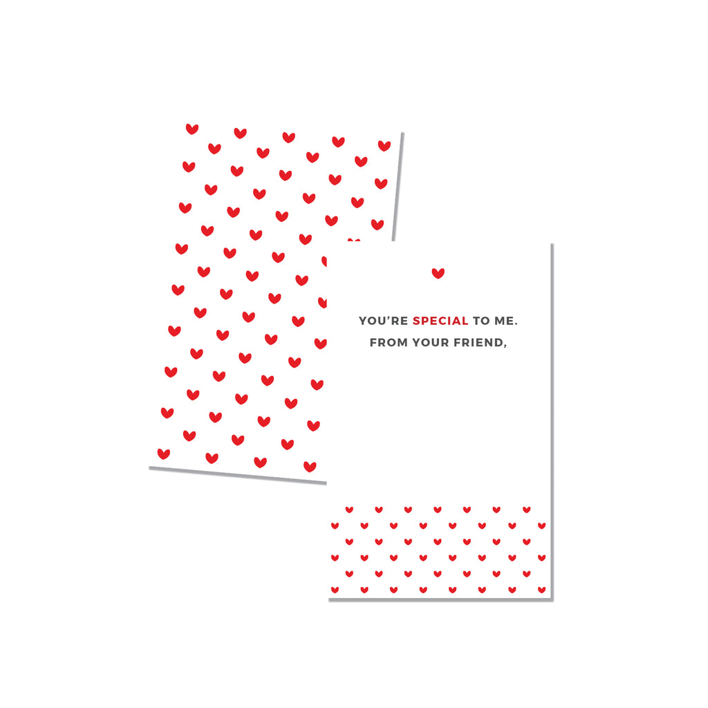 LOTS of LOVE (Fill in the blank) - Printed Matter