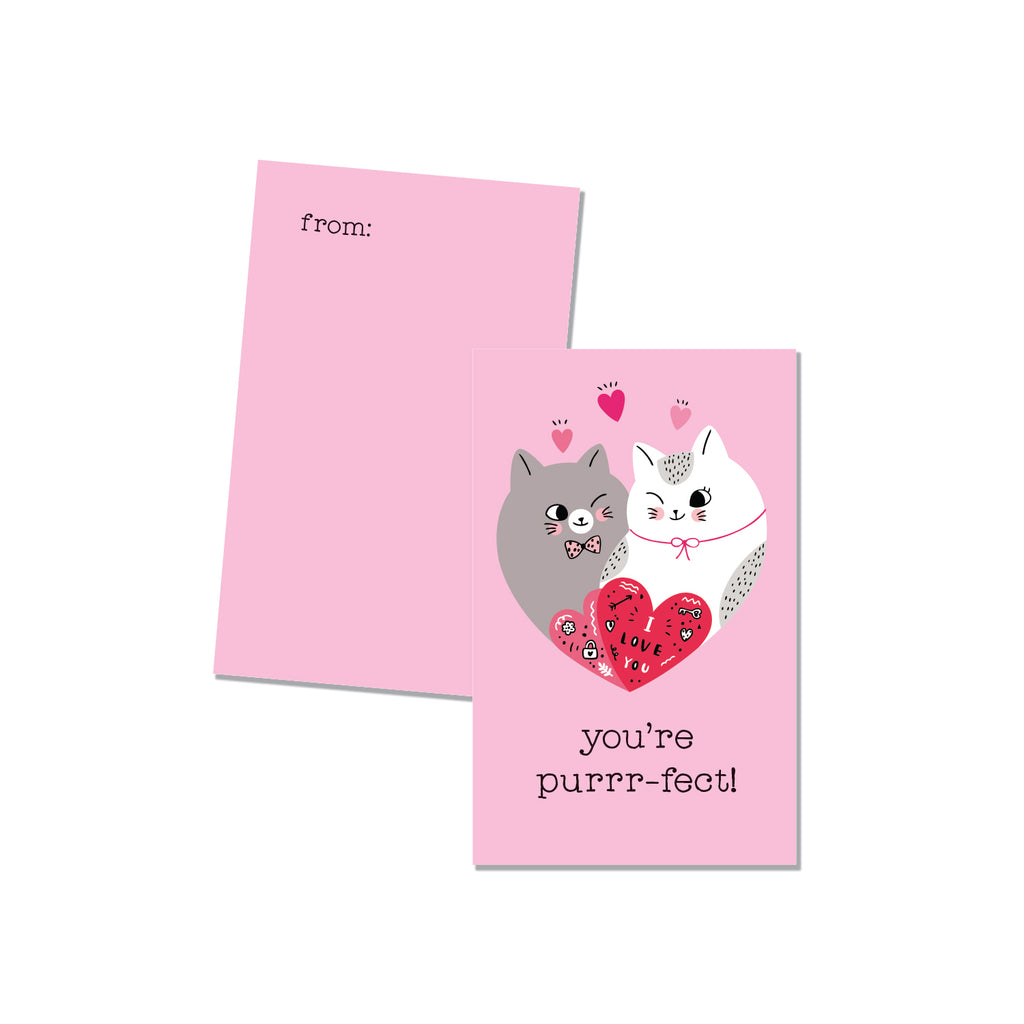 You're Purrrfect (Fill in the blank) - Printed Matter