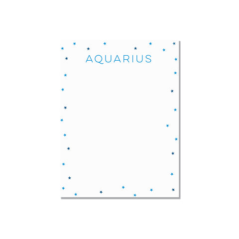 Astrological Notepads