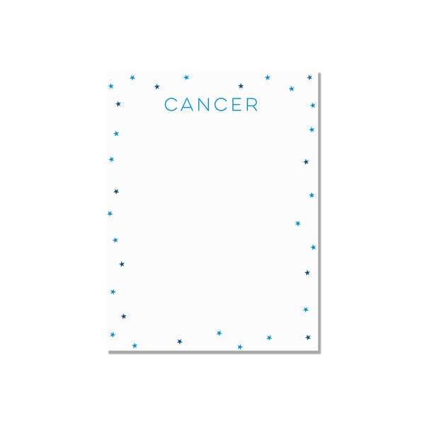 Astrological Notepads - Printed Matter