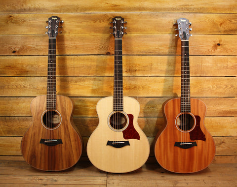 Taylor GS Mini E Koa Guitar