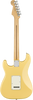 Fender Player Stratocaster Electric Guitar in Buttercream