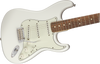 Fender Player Stratocaster Electric Guitar in Polar White