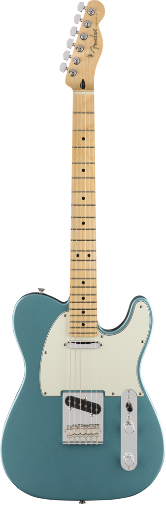 Fender Player Telecaster Electric Guitar in Tide Pool Blue with Maple Neck
