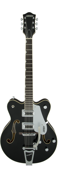 Gretsch G5422T - Black Gretsch Electromatic Guitar with Bigsby