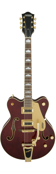Gretsch G5422TG - Walnut Stain with Gold Hardware