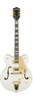 Gretsch G5422TG Electromatic Guitar - Snowcrest White - Gold Hardware