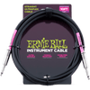 Ernie Ball Ultraflex Black 10ft Guitar Cable P06048