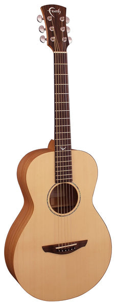 Faith FKM Mercury Parlour Acoustic Guitar - Buy Online From Kendall Guitars