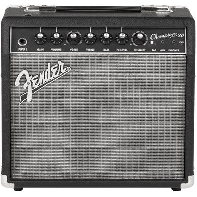 Fender Champion 20 Guitar Amp - Great For Home Practise
