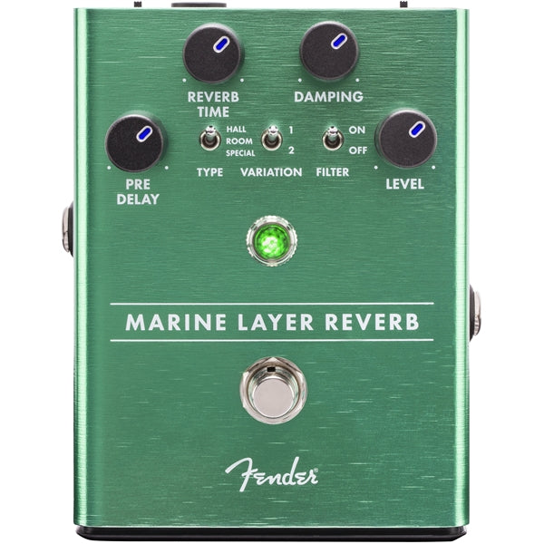 Fender Marine Layer Reverb Effect Pedal