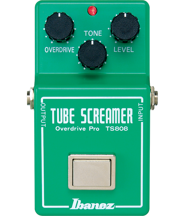 Ibanez TS808 Tube Screamer Distortion Pedal
