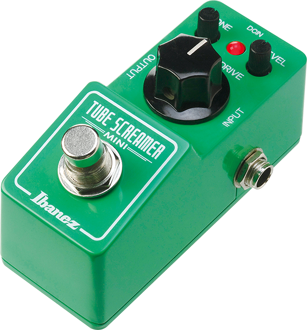 Ibanez Tube Screamer Mini Distortion Pedal