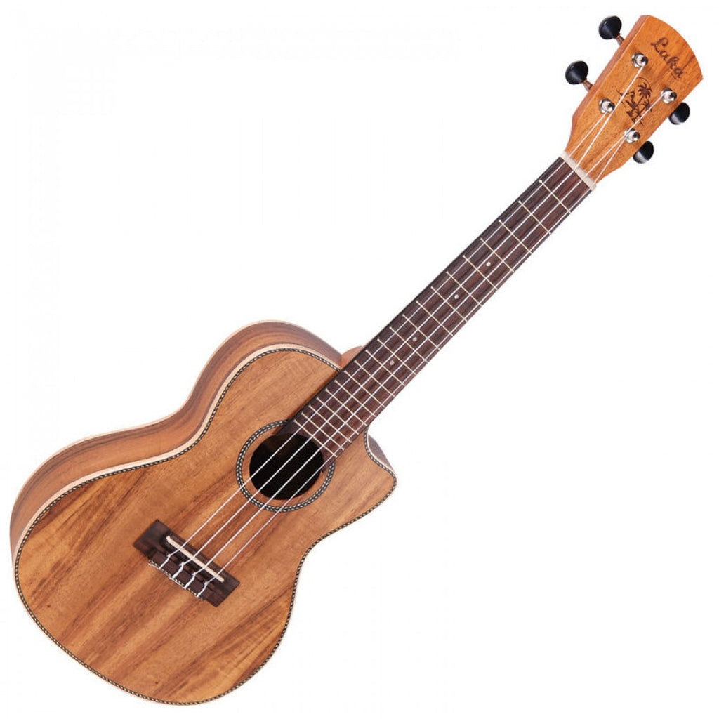 Laka VUC90EA Ukulele With Pickup