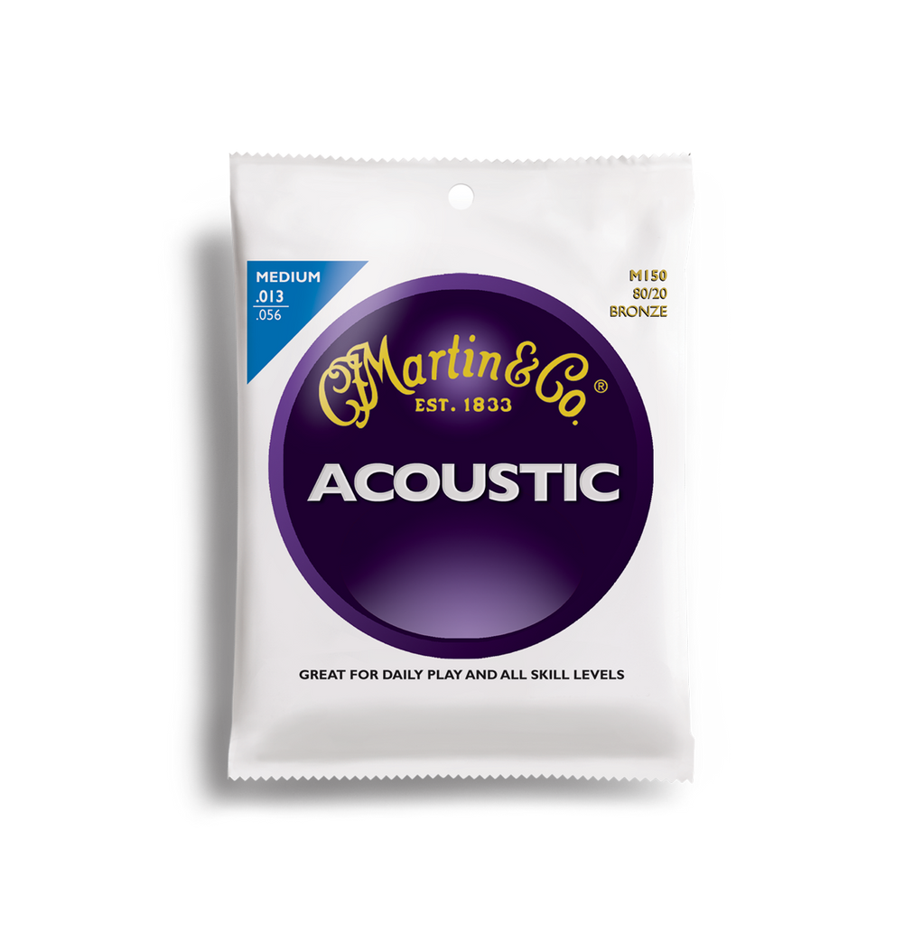 Martin M150 Guitar Strings 13-56