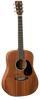 Martin D Jr 2E Electro Acoustic Guitar - Small Deadnought Body with Pickup System