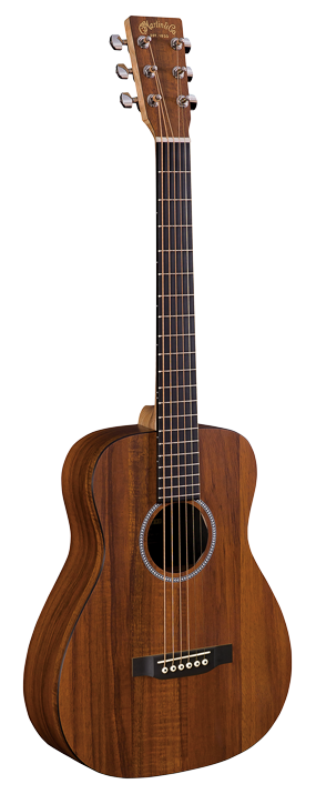 Martin LXK2 Little Martin Acoustic Guitar - Koa Martin Acoustic Guitar