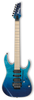 Ibanez RG6PCMLTD - Blue Reef Graduation - Ibanez Premium Electric Guitar