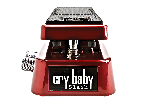 Slash Cry Baby - Jim Dunlop Slash Wah Pedal.