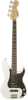 Squier Precision PJ Bass Guitar in Olympic White