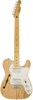 Squier Vintage Modified 72 Thinline Telecaster - Natural Finish - Squier Electric Guitar