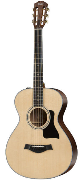 Taylor 312e 12-Fret Grand Concert Electro Acoustic Guitar - Spruce Top with Mahogany Back & Sides