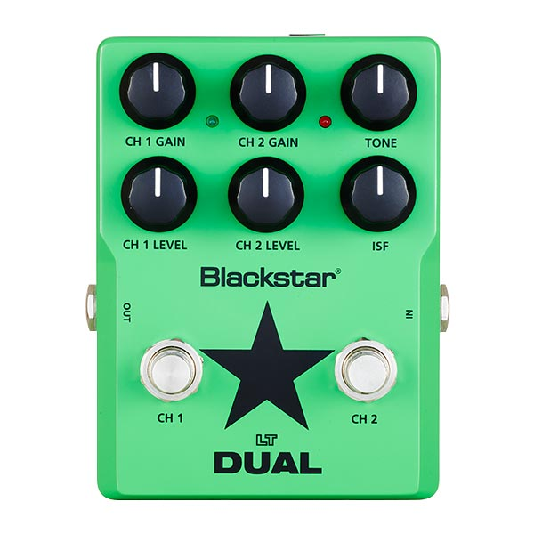 Blackstar LT Dual Distortion Pedal