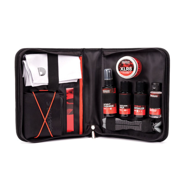 D'addario Instrument care kit PW-ECK-01