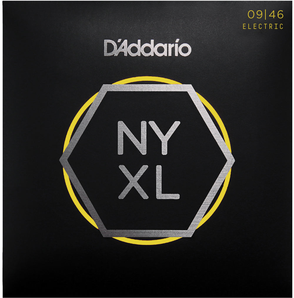 D'addario NYXL 9-46 Electric Guitar Strings