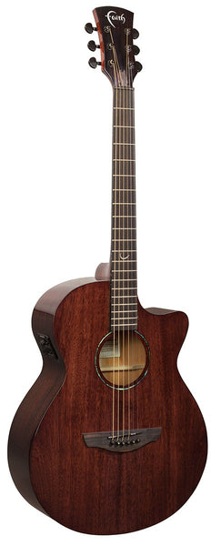 Faith Nexus Venus Cognac Electro Acoustic Guitar