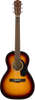 Fender CP-60 Acoustic Guitar in sunburst