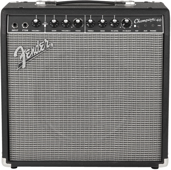 fender champion 40 - 40 watt guitar combo