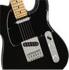 Fender Player Telecaster in Black with Maple Neck