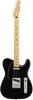 Fender Player Telecaster Guitar in Black with Maple Neck
