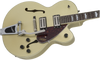 Gretsch G2420T Streamliner Electric Guitar in Gold.