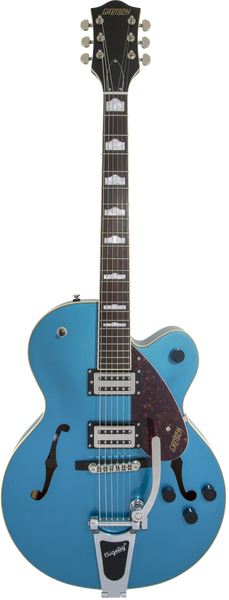 Gretsch G2420T Streamliner Hollow Body Guitar in Riviera Blue