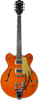 Gretsch G5622T Electromatic Guitar in Orange Stain