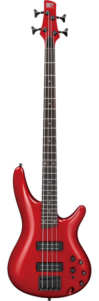 Ibanez SR300EB Bass Guitar in Candy Apple Red