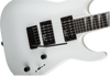Jackson JS22 DKA Dinky Guitar in Snow white