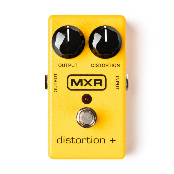 MXR Distortion + MXR M104 Distorton Pedal