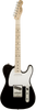 Squier Affinity Telecaster Guitar in Black