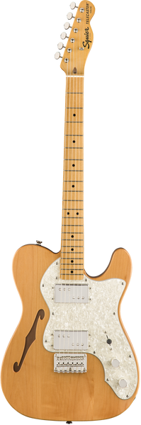 Squier Classic Vibe 70s Thinline Telecaster Electric Guitar