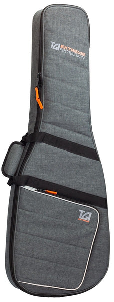 tgi extreme electric guitar gigbag with pocket and shoulder straps