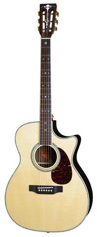 Crafter TMC 035 Electro Acoustic Guitar