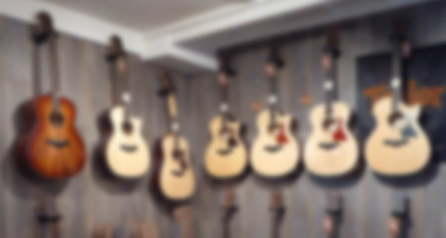 Welcome to Kendall Guitar Shop
