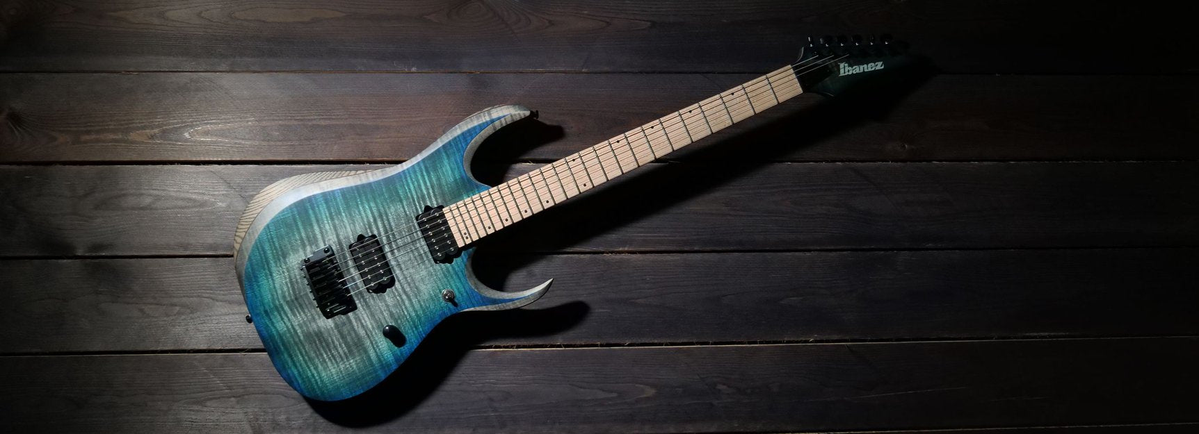 2017 Ibanez Guitars
