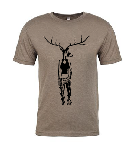 Deer Woman T-Shirt