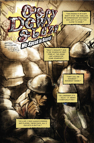 Tales of the Mighty Code Talkers: We Speak In Secret (DIGITAL)
