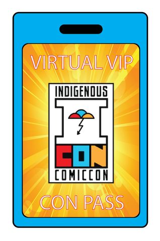 Indigenous Comic Con Virtual Pass