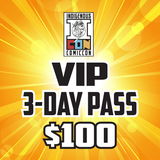 ICC18 3-Day & VIP Tickets